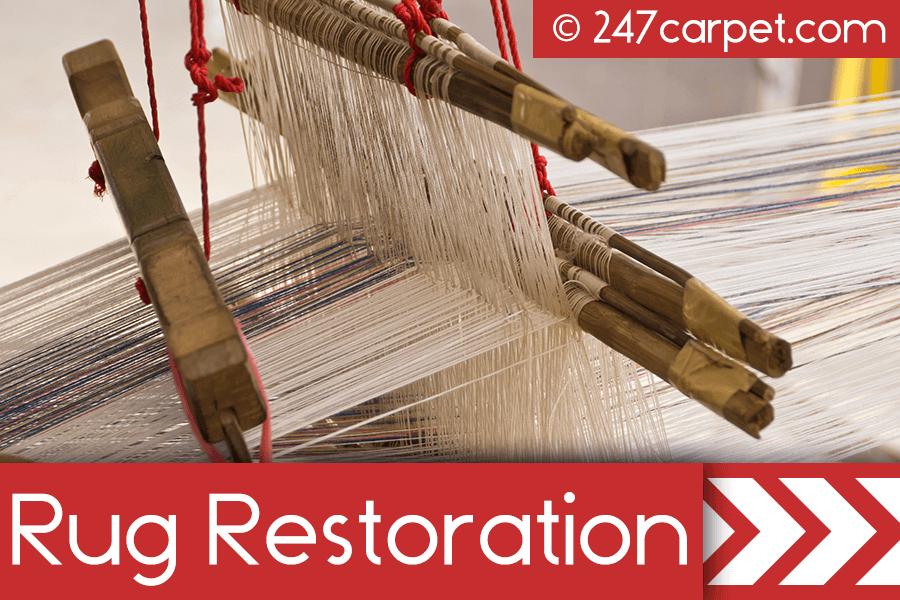 Area Rug Restoration - Manhattan
